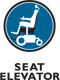 Seat Elevator Feature Icon