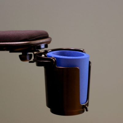Self Leveling Cup Holder Detail