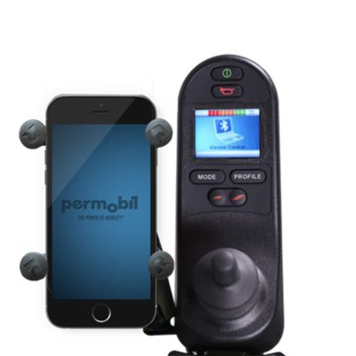 iPhone Joystick Bluetooth